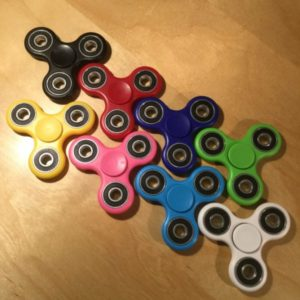 Hand Spinners SPIN001 – Retail Price Shown Below