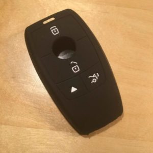 Mercedes Silicone 4 Button  Key Cover SILMER002 – Retail Price Shown Below