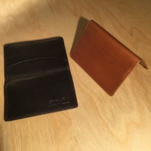 Leather 3 Pocket Card I.D. Case L2025 – Retail Price Shown Below
