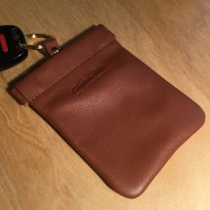 Leather Squeeze Key Case L0126 – Retail Price Shown Below