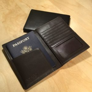 Passport Bifold Credit Card Case w/I.D. Window L3050 – Retail Price Shown Below