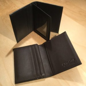 7 Pocket Folding Money Card Case w/Clear I.D. L2052 – Retail Price Shown Below