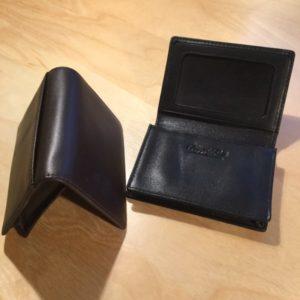 Expandable Gusset Card Case w/I.D. Window L2054 – Retail Price Shown Below