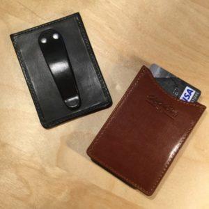 Leather Money Clip Card I.D. Case L2030 – Retail Price Shown Below
