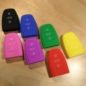 Audi Silicone Key Cover For Flip Key SILAUD002 – Retail Price Shown Below