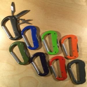 Carabiner Knife Scissors & Bottle Opener File Set CARAB001 – Retail Price Shown Below