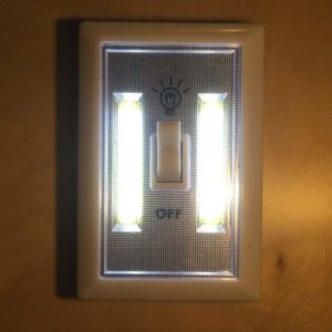 Anywhere LED Light Switch LED001 – Retail Price Shown Below