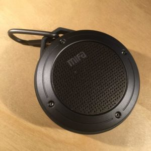 Wireless Bluetooth Mifa Free Walker Clip BTMifa002 -On Mini Speaker – Retail Price Shown Below